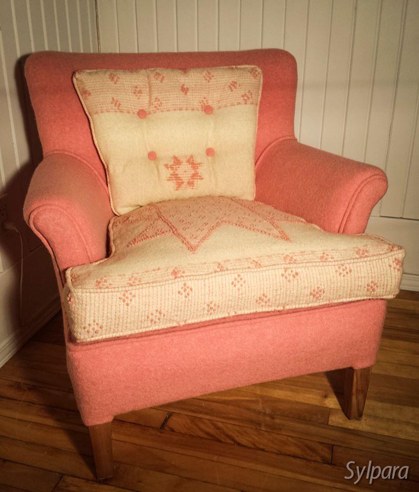 l 39 upcycling selon anne marie dion de la ruelle au salon. Black Bedroom Furniture Sets. Home Design Ideas