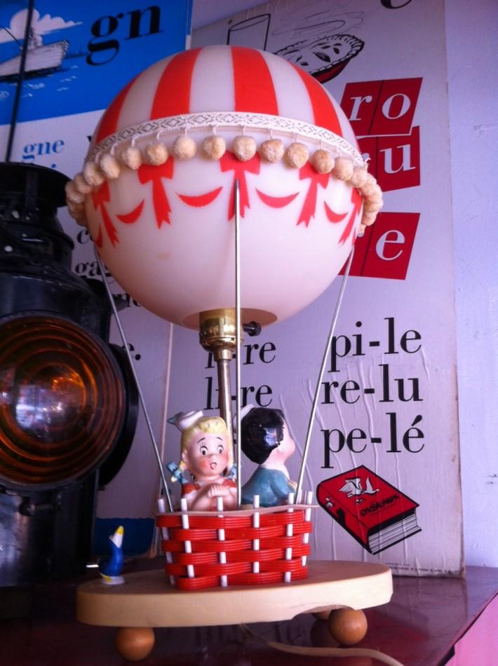 lampe montgolfiere