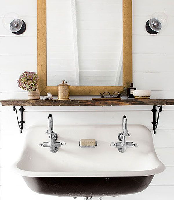 14 photos pour vous convaincre de garder votre lavabo ...