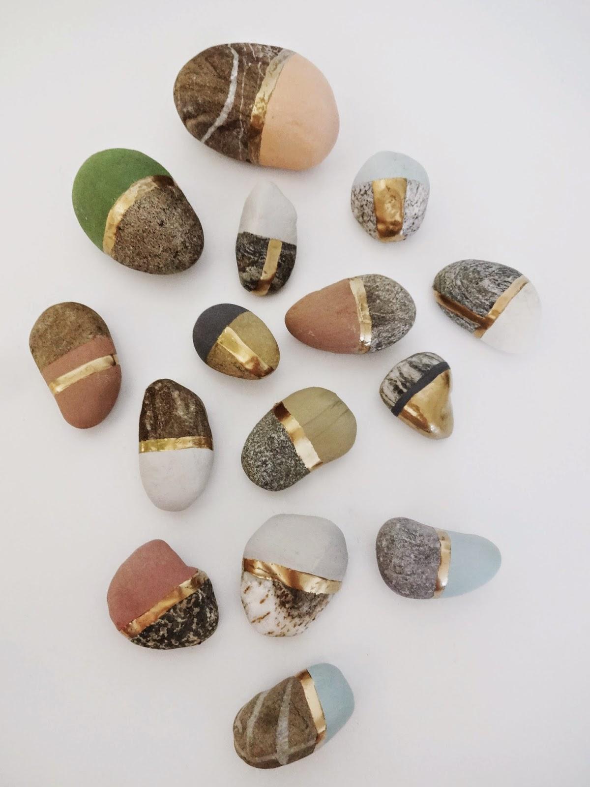 14 projets faire avec du bois de plage des coquillages for Ou acheter des galets decoratifs